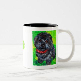 Page's River Page Two-Tone Coffee Mug