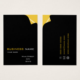 page_turn_business_card business card