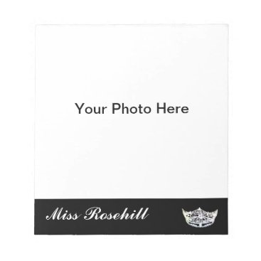photographybydebbie Pageant Crown Autograph Pad