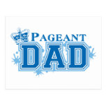Pageant Dad Post Cards