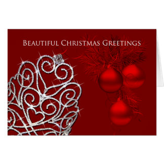 Pageant Greeting Card
