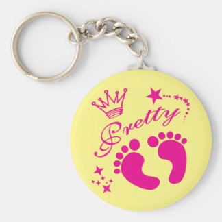 Pageant Key Ring
