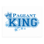 Pageant King Post Cards