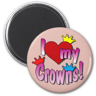 Pageant Magnet
