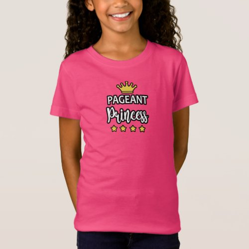 Pageant Princess T_Shirt