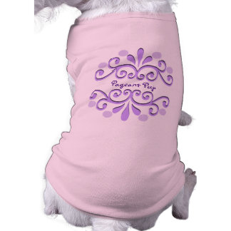 Pageant Pup Tee