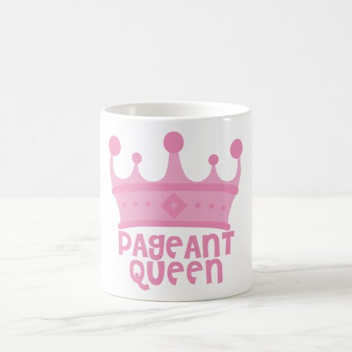 Pageant Queen Coffee Mug