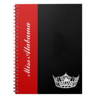 Pageant Queen Notebook