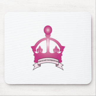 Pageant Superstar Mouse Pads