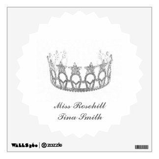 Pageant Wall Decal