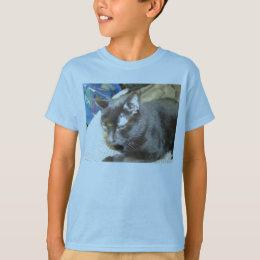 Pagen The Cat kids shrit T-Shirt