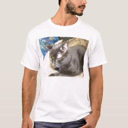 Pagen The Cat men shirt