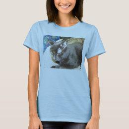 Pagen The Cat Women Shirt