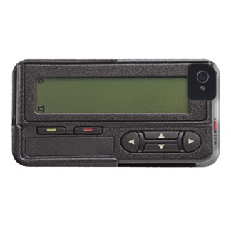 Pager Blackberry Case