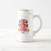 Pages Family Crest Mug