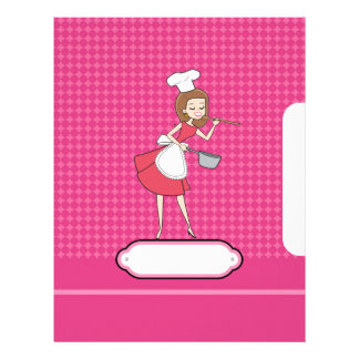 Pages for Recipes - Illustrated