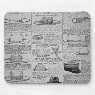 Pages from Sears, Roebuck of Chicago, catalogue of Mouse Pad