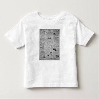 Pages from Sears, Roebuck of Chicago, catalogue of Toddler T-shirt