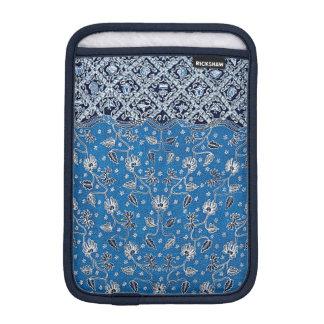 Pagi Sore/Day & Night Flower Batik iPad Mini Sleeve
