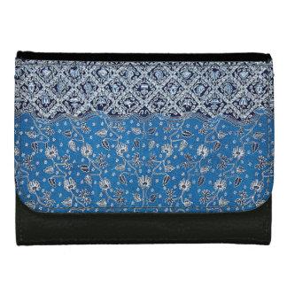 Pagi Sore/Day & Night Flower Batik Women's Wallets