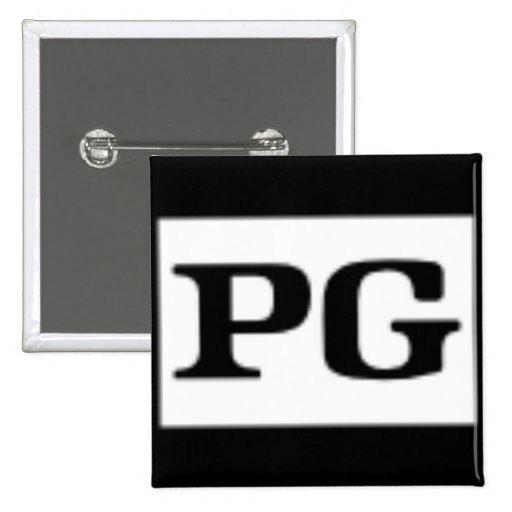 PÁGINA clasificada, sistema de calificación Pins
