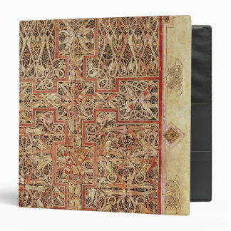 "Página de la alfombra Fol.220, del Lichfield Carpeta 1 1/2"""