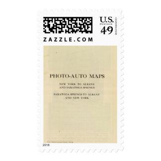 Página de título a la sección de la foto sellos