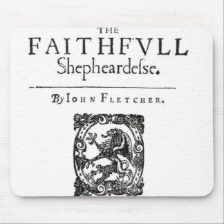 Página de título a los Shepherdess de Faithfull Alfombrillas De Raton