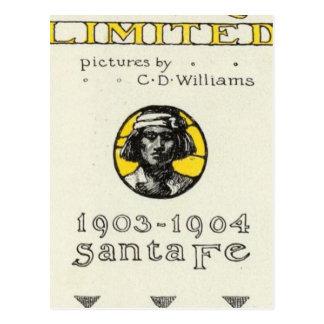 Página de título California limitada Tarjetas Postales