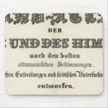 Página de título de HandAtlas Alfombrilla De Ratón