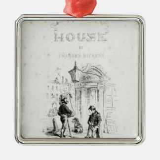 Página de título de 'House triste Ornamentos De Reyes