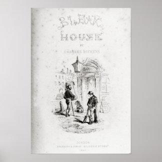 Página de título de 'House triste Póster