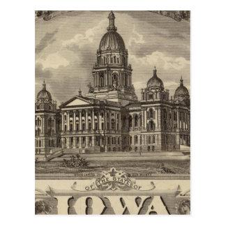 Página de título postal
