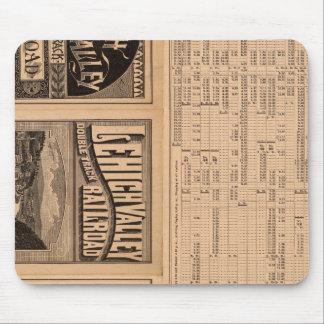 Página del texto del ferrocarril del valle de Lehi Tapete De Raton