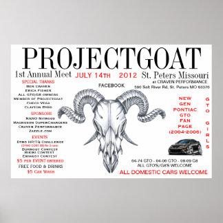 página póster
