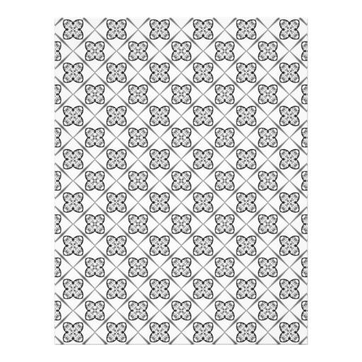Páginas del papel del libro de recuerdos de la membrete