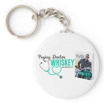 Paging Dr Bones Whiskey Take A Ride Keychain
