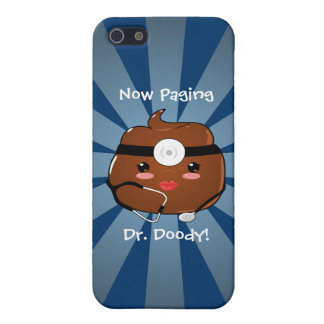 Paging Dr. Doody iPhone 4 Case