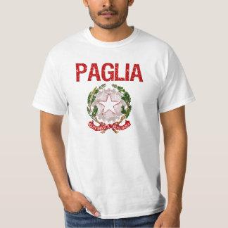 Paglia Italian Surname T-Shirt