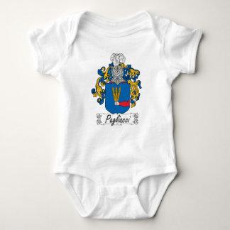 Pagliacci Family Crest Baby Bodysuit