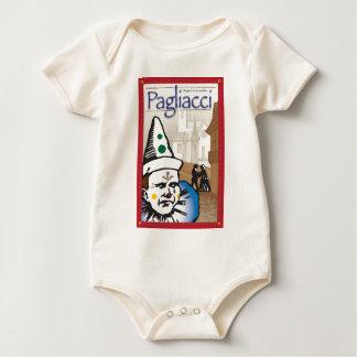Pagliacci, Opera Baby Bodysuit