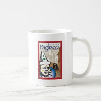 Pagliacci, Opera Coffee Mug