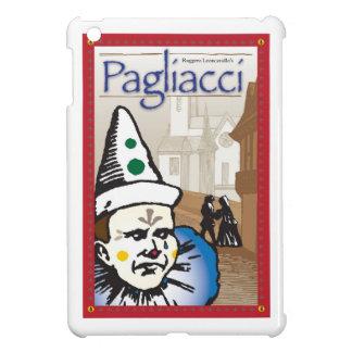 Pagliacci, Opera iPad Mini Cases
