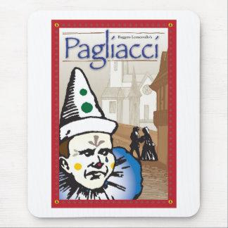 Pagliacci, Opera Mouse Pad