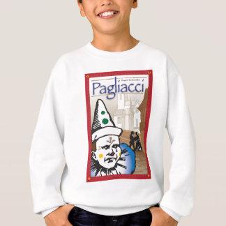 Pagliacci, Opera Sweatshirt