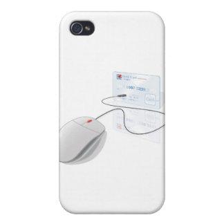 pago en línea iPhone 4/4S funda