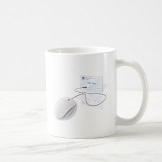 pago en línea taza básica blanca