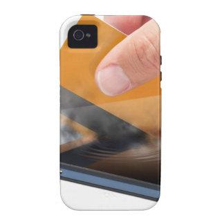 Pago móvil iPhone 4 carcasa