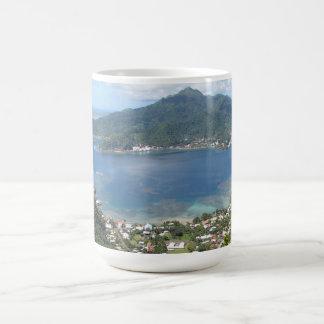 Pago Pago Harbor Coffee Mugs