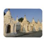 Pagoda de Kuthodaw en Mandalay, conocida como Imán Rectangular